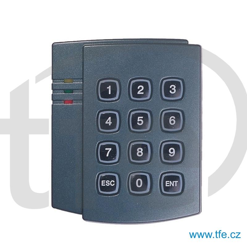 Přístupová klávesnice se čtečkou RFID s digitálním výstupem ACK6G