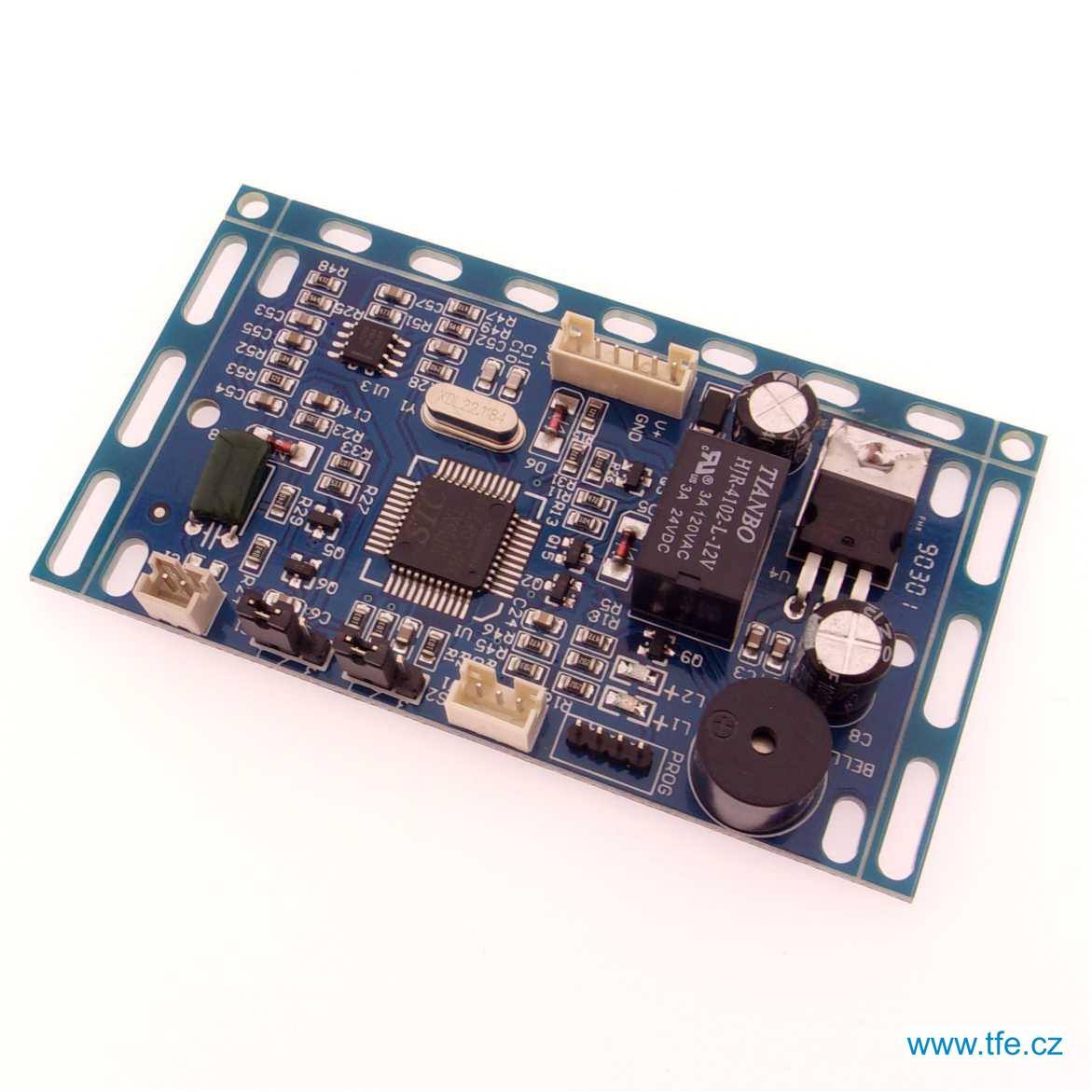 Modul přístupového systému se čtečkou RFID, typ ACK9M