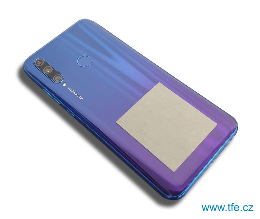 Bezkontaktní RFID EM 125kHz čip IDC5S ve formě samolepky