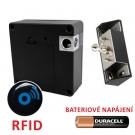 Skříňový zámek RFID na baterie RCK2BAT