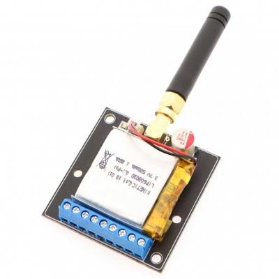 Univerzální GSM komunikátor iQGSM-M1 se zálohováním
