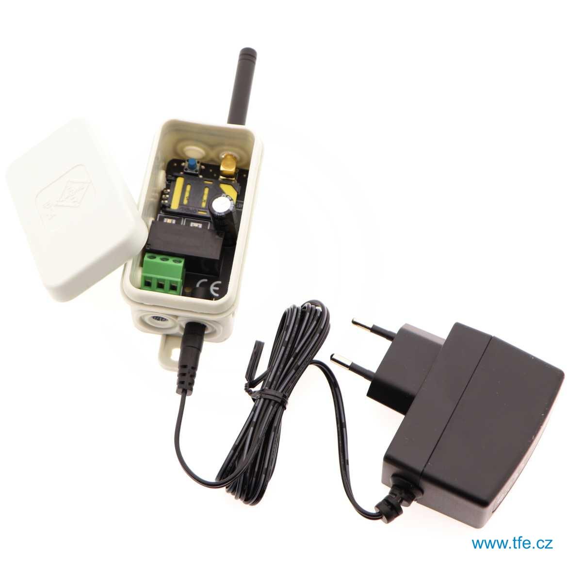 Výkonové GSM relé / GSM klíč - iQGSM-P1