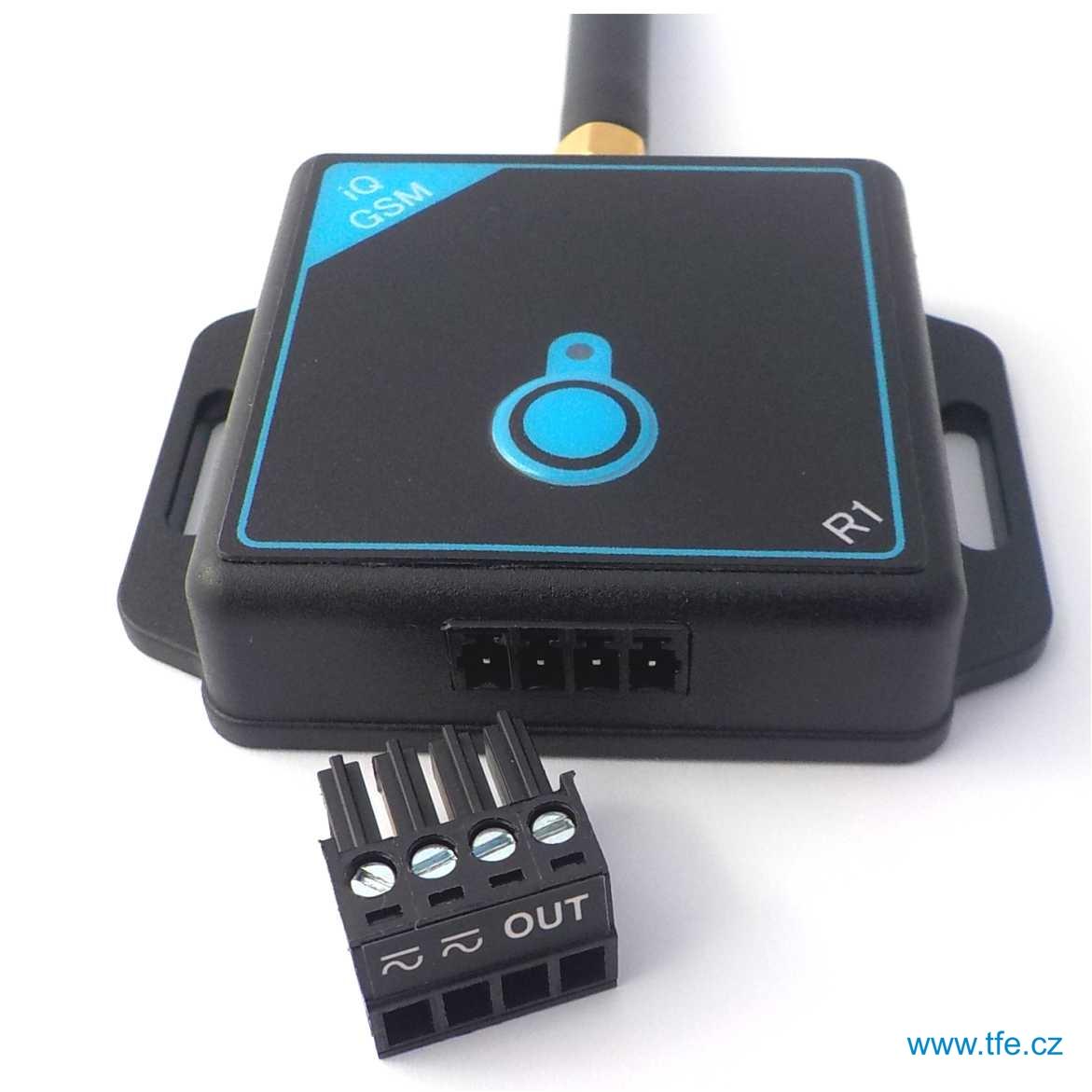 GSM klíč iQGSM-R1 pro 1000 uživatelů